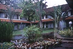 ナイロビホリディインはこんな感じのホテルです。
