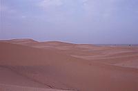メルズーカ(サハラ砂漠)
