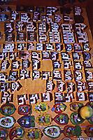 イロバスコの民芸品店