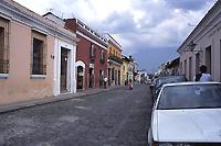 アンティグアの街並み