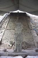 神聖文字の階段