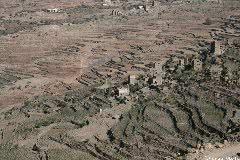 サナア~ハジャラの途中の景色