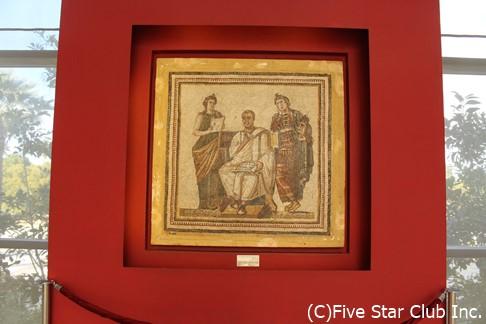 ヴェルギリウスの肖像