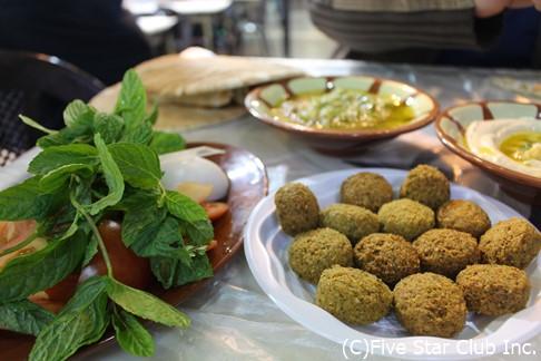 ヨルダンのローカル料理