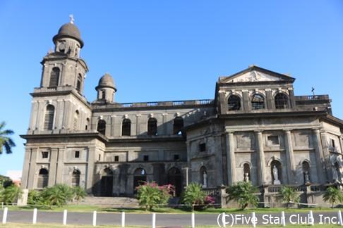 旧マナグア大聖堂(マナグア)