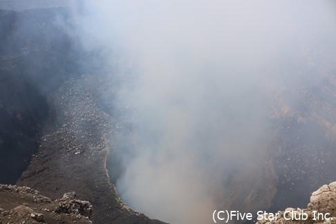 マサヤ火山(マナグア)