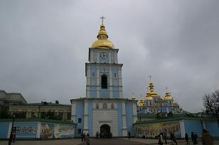 11月4日 歴史ある古都キエフ