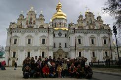 11月3日 2006年社員旅行後半チーム 極寒のウクライナ&ロシアへ!