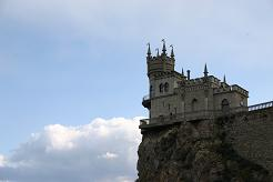 11月5日 黒海のリゾート、ヤルタ