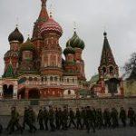 11月7日 駆け足モスクワ観光、そして旅の終わり ロシア