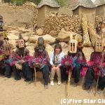 ドゴン族に会いたくて 女子旅inマリ