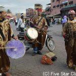 全てが色鮮やかで鮮烈で強烈な国、モロッコへの旅