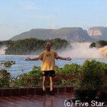 ボクはファイブスタークラブの滝男(たきおとこ)です~世界一の高さのエンジェル滝~