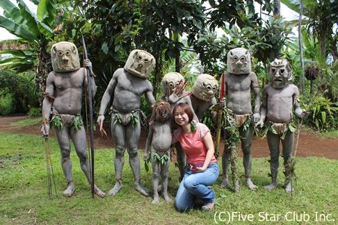 日本で一番近い秘境 パプアニューギニア