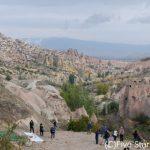 胸騒ぎの絶景 トルコ・カッパドキアへの旅