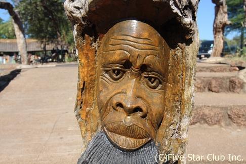 象の背中に乗ってリアルアフリカを・滝の飛沫を浴びてパワフルアフリカを ザンビア・ジンバブエ・ボツワナ3国めぐり