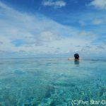 「地上の天国見つけてきました。岩と海を両方楽しむ旅はいかがでしょう」