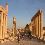 世界遺産のパルミラ遺跡はやはりすばらしい!