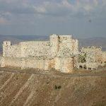 十字軍の残した城、クラック・デ・シュバリエ