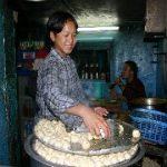 美味なネパール料理