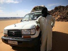 リビアの砂漠はとにかく面白い!