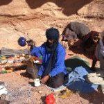 アルジェリアのサハラ砂漠を歩く!