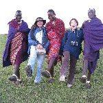 ジャンボ!!マサイ族といっしょにハイキング ~タンザニア~