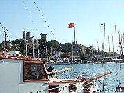 十字軍ゆかりのエーゲ海リゾートへ~大自然・遺跡・温泉を楽しむトルコ~