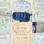 出入国スタンプ10個ゲット!香港~マカオ~中国3泊4日スタンプラリーの旅