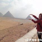 ダンス!お料理!クルーズ!観光だけじゃないエジプト体験ツアー
