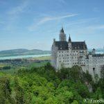 南ドイツ旅行記・古城ホテルで優雅なひとときを