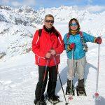 ハイキングを楽しむ冬のスイス 鉄道の旅(2013年3月6日から3月13日)