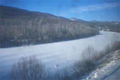 ロシア~凍りつくタイガの中を駆け抜ける冬のシベリア鉄道の旅~