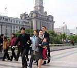 8年ぶりに訪れた子連れ上海