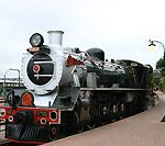 アフリカ  - 超豪華列車 ロボストレインに乗車!- 南アフリカ、ジンバブエ、ボツワナ、スワジランド、ナミビア