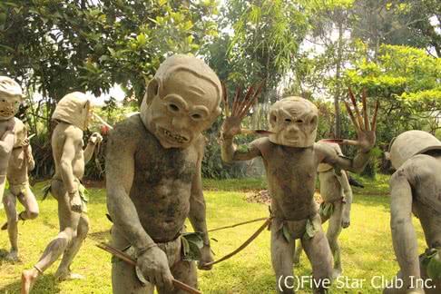 マッドマンに会いたい!忘れざる太平洋戦争と民族を巡る、パプアニューギニア!