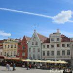 今が旬!夏の北欧3か国 サンクト、タリン、ヘルシンキ周遊の旅