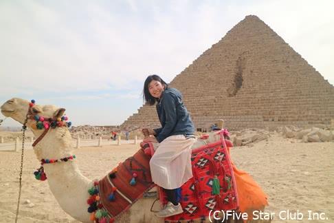 ついに来た!教科書で見た!エジプトはあなたの期待を裏切らない!!