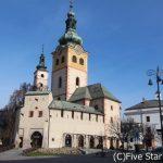 小さな街巡りがおもしろい!秋深まるスロバキアの旅