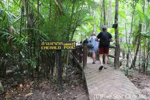 「タイのクラビで豊かな森と美しい海に包まれる!たまには一味違うリゾートを」