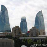 コーカサス3カ国弾丸6日間の旅~アゼルバイジャン・グルジア・アルメニア~