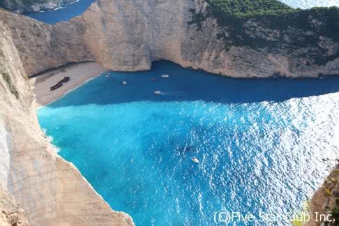 2015夏ギリシャ観光産業の「底ヂカラ」を見た! 最っ高にきれいな景色と素っ敵なホテルとすっごくおいしい酒と料理