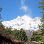 ヒマラヤの絶景に焦がれて、地震後のネパール旅
