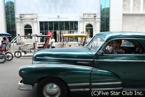 ついに時が動き出す!?旧世紀のレプリカ キューバの肖像