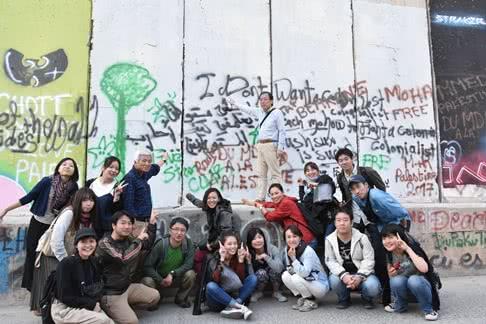 2017年社員旅行!歴史・宗教・民族のはざまに揺れるイスラエル&パレスチナを訪問!