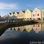 田舎に泊まろう!! in チェコ、スロバキア 小さな世界遺産の町に泊まる旅