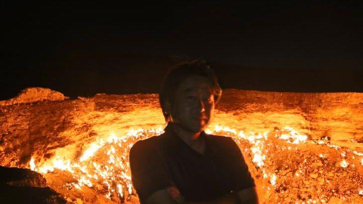 ワクワクが止まらない!インスタ映えする絶景に出会う旅 トルクメニスタンの「地獄の門」とサマルカンドブルーの世界へ クフナウルゲンチ、ダルヴァザ、ダムラ村、アシハバード、サマルカンド