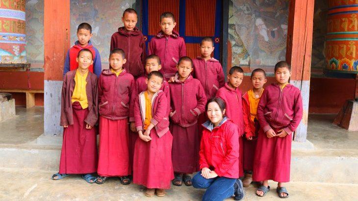幸せの国ブータンへ