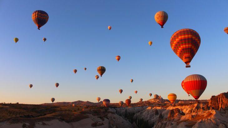 これであなたも気球マスター!?<大人気「気球ツアー」を徹底解説>絶景カッパドキアを天から見下ろす感動体験!