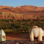 ブルーの街から迷宮都市、砂漠の世界へ  —エキゾチックな魅惑の国、モロッコ周遊—